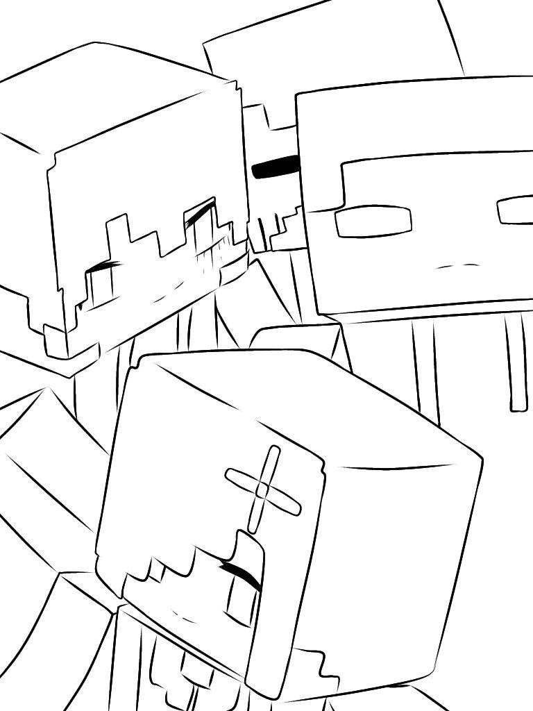 Minecraft Oc