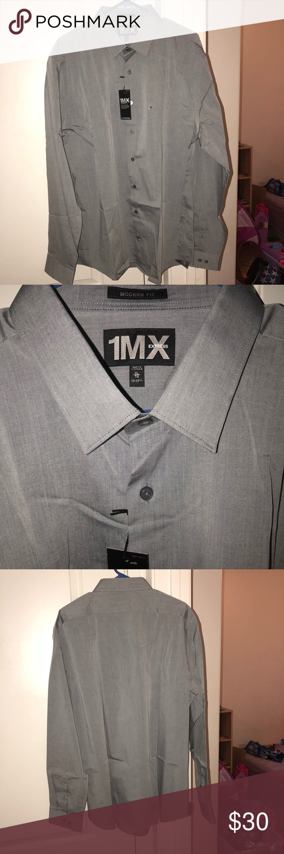 Menus express mx long sleeve shirt long sleeve dress shirt