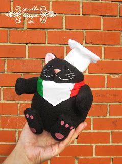 Мои любимые игрушки: Повар Мурчелло. Un italiano vero