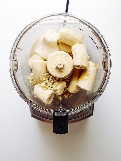 Banana Coconut Ginger Ice Cream by Julie West   The Simple Veganista