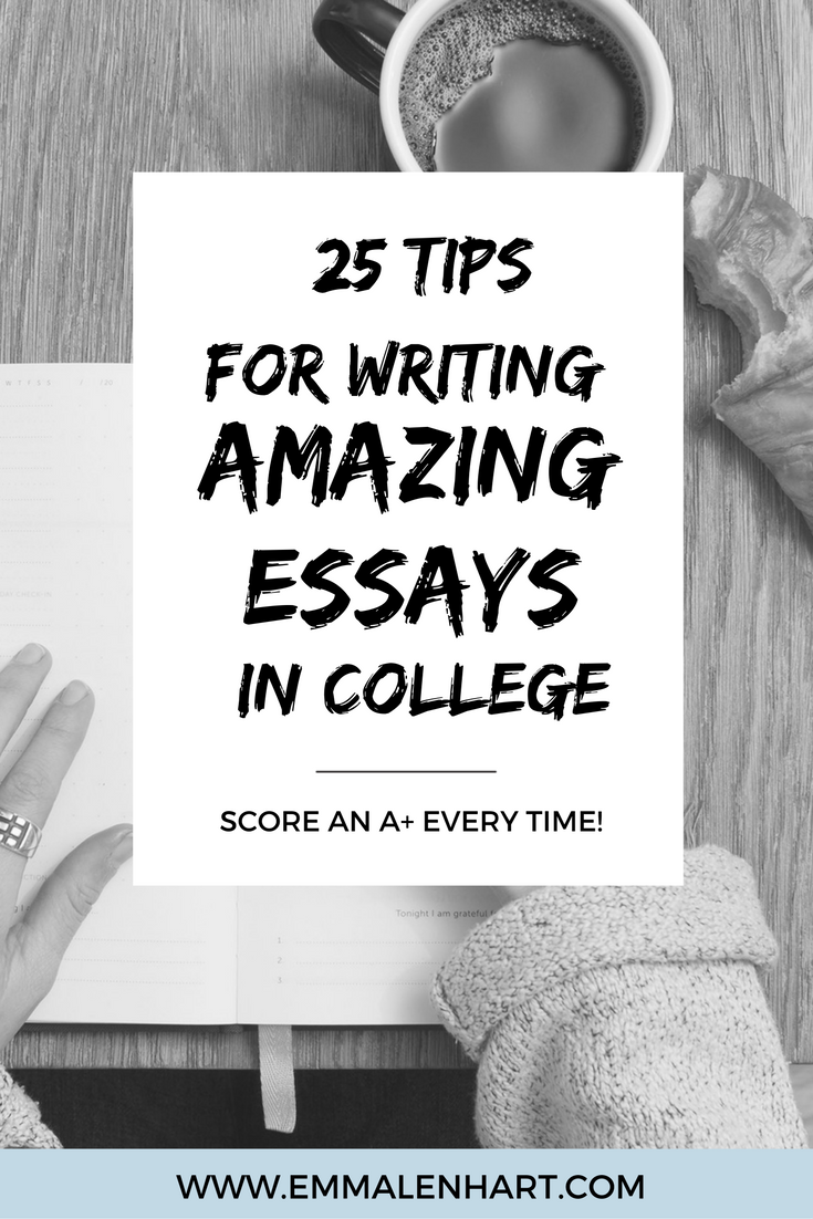 amazing essay writing tips for college students to use paper essay writing tips