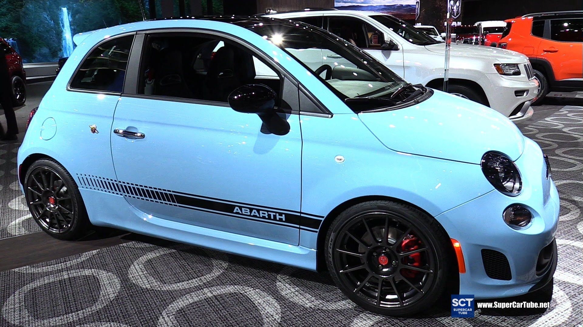 2016 Fiat 500 Abarth >> 2016 Fiat 500 Abarth Exterior And Interior Walkaround