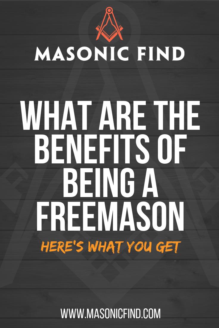 The Benefits Of Being A Freemason?   MasonicFind com   Freemason