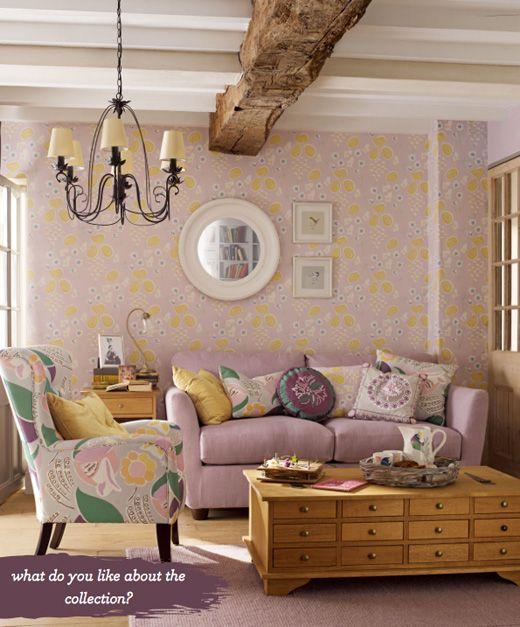Laura Ashley Furniture Usa: Video: Mr. Bazaar & Laura Ashley's S/S13 Range
