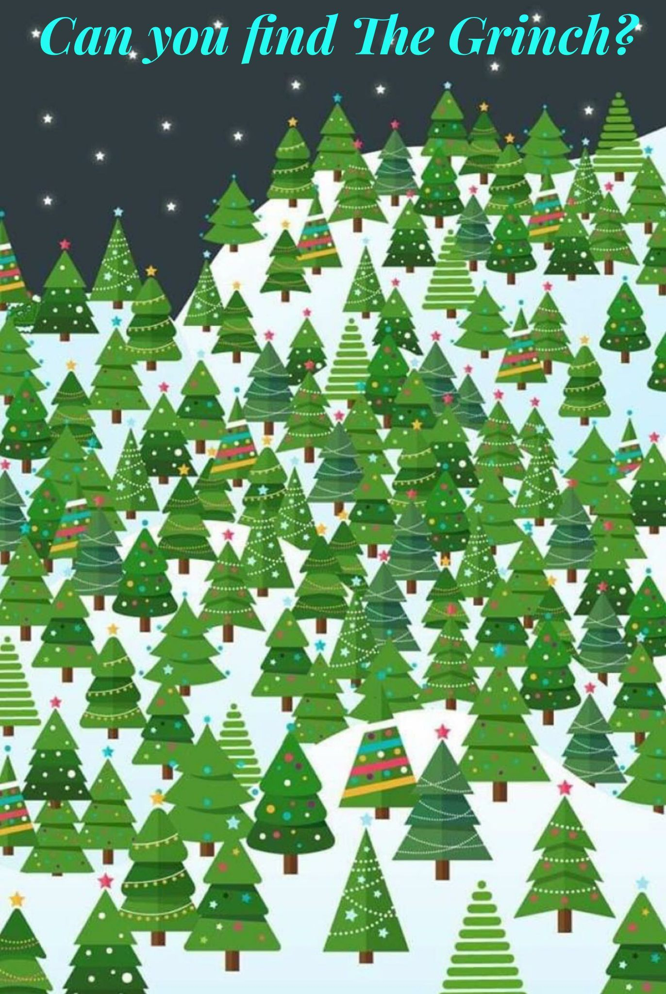 Something Fun Like And Share This Post Once You Find The Grinch And Then Comment Below How Long It Took Christmas Tree Quilt Tree Quilt Christmas Quilts