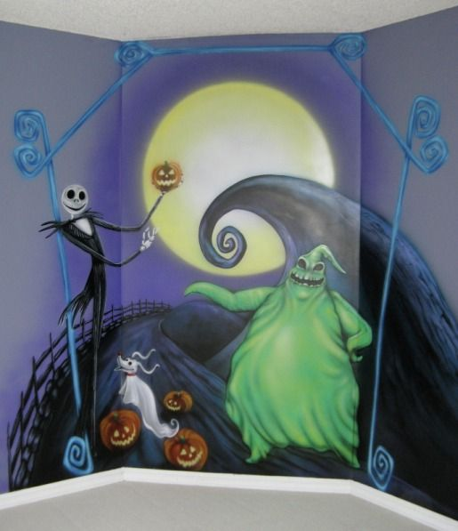 mural with the lights on there is a matching pin with a black rh pinterest com