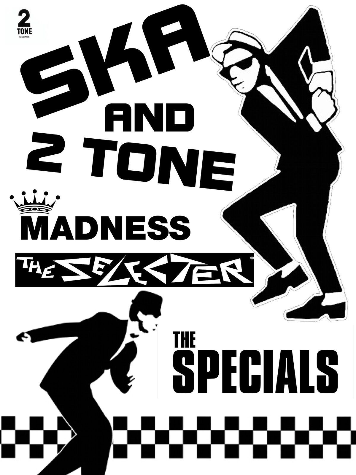 ska and two tone 16quot x 12quot photo repro promo poster ebay