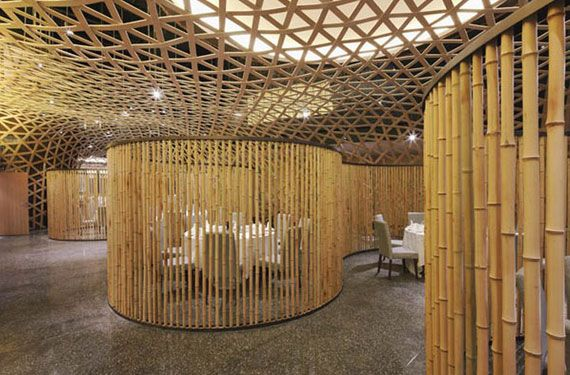 bamboo wall - Google Search