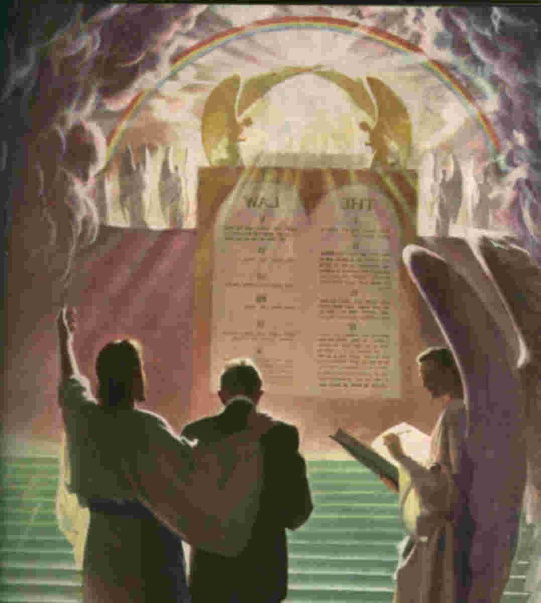 the book of life in heaven is your name there prophecy
