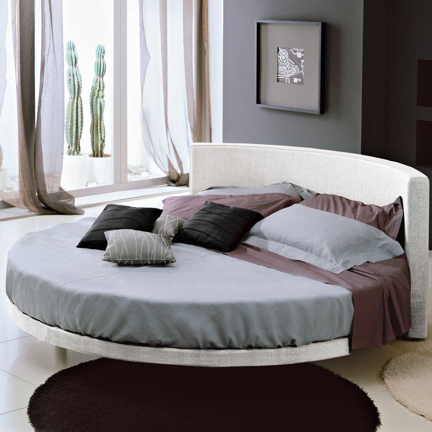Round Bed Sheet Is To Decor Your Bedroom And They Give Some