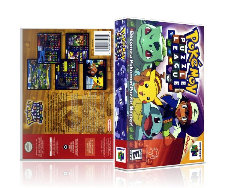 games like pokemon puzzle league