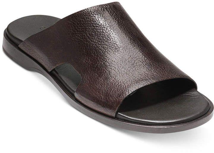 4442cd5ad8055 Cole Haan Men s Goldwyn Dress Slide Sandals Men s Shoes