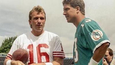 Two of the Greatest QB's, Ever!