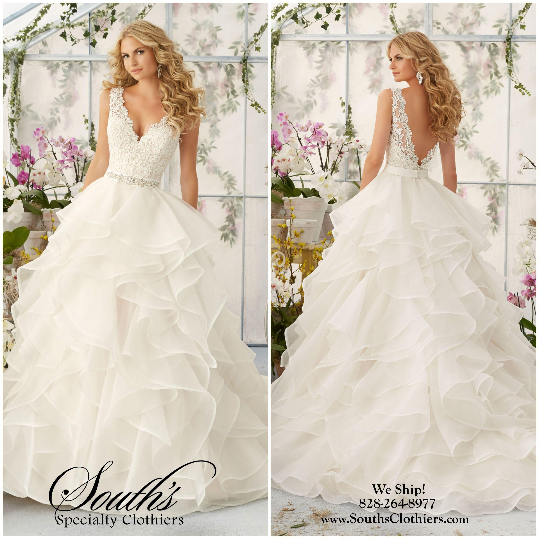 Morilee Wedding Dresses 2805 In 2019 In Stock Bridal Wedding