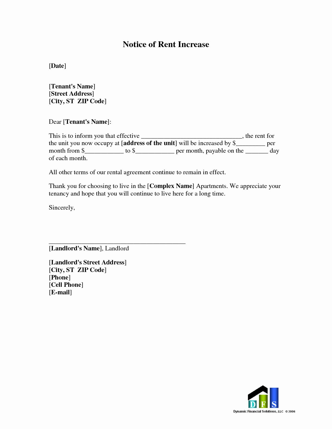 Rental Increase Letter Template New Best S Of Rent Increase Letter To T Cover Letter Template Free Newsletter Templates Word Professional Cover Letter Template
