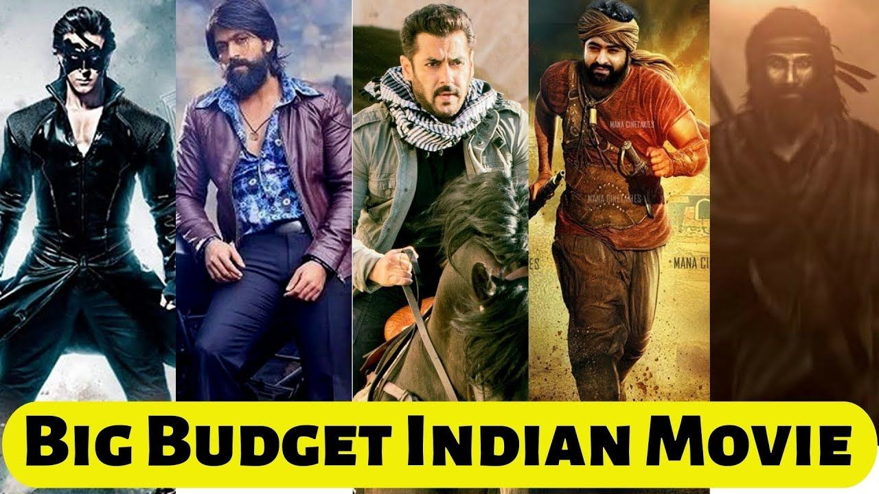 From RRR to Tiger 3   10 Big Budget Upcoming Indian Movies