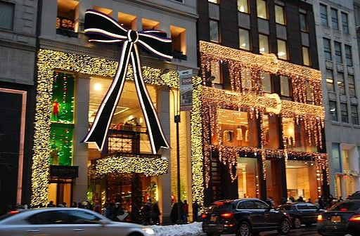 new york at christmas time with snow - Google Search