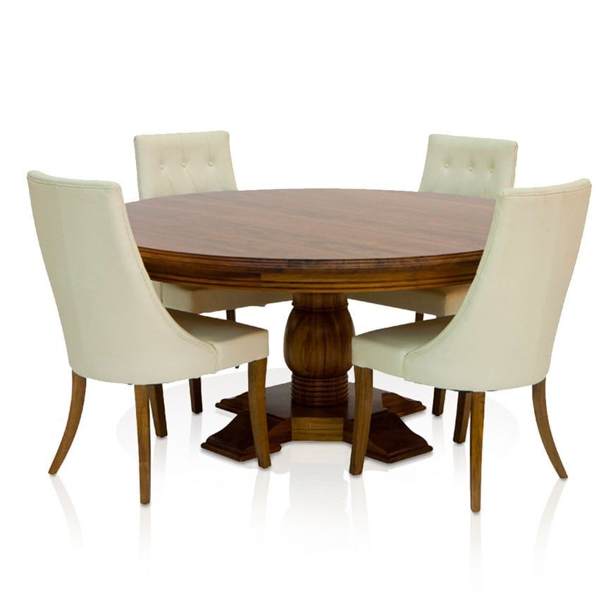 Valencia Dining Table Dining Table Timber Dining Table Leather