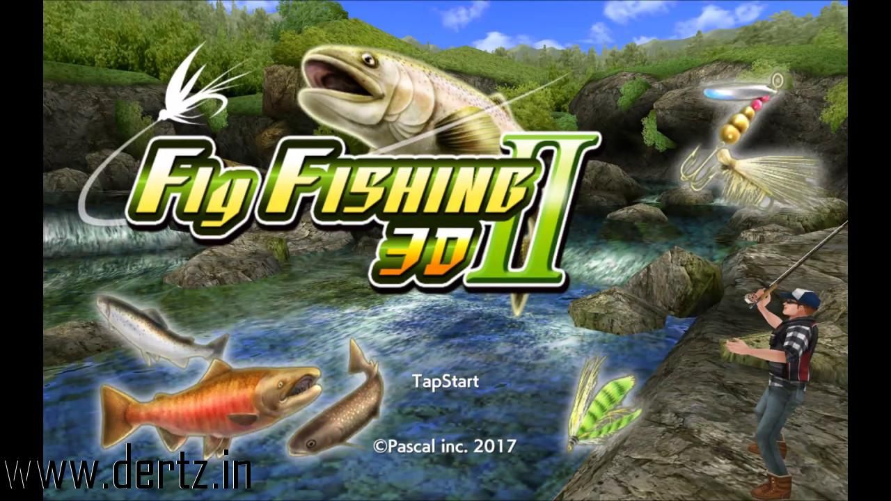 The best place to download Fly fishing 3D 2 apk file is