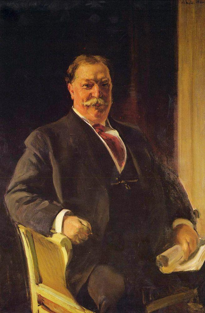 Amazing Joaquin Sorolla Portrait of President Taft Joaqu n Sorolla y Bastida u Wikip dia
