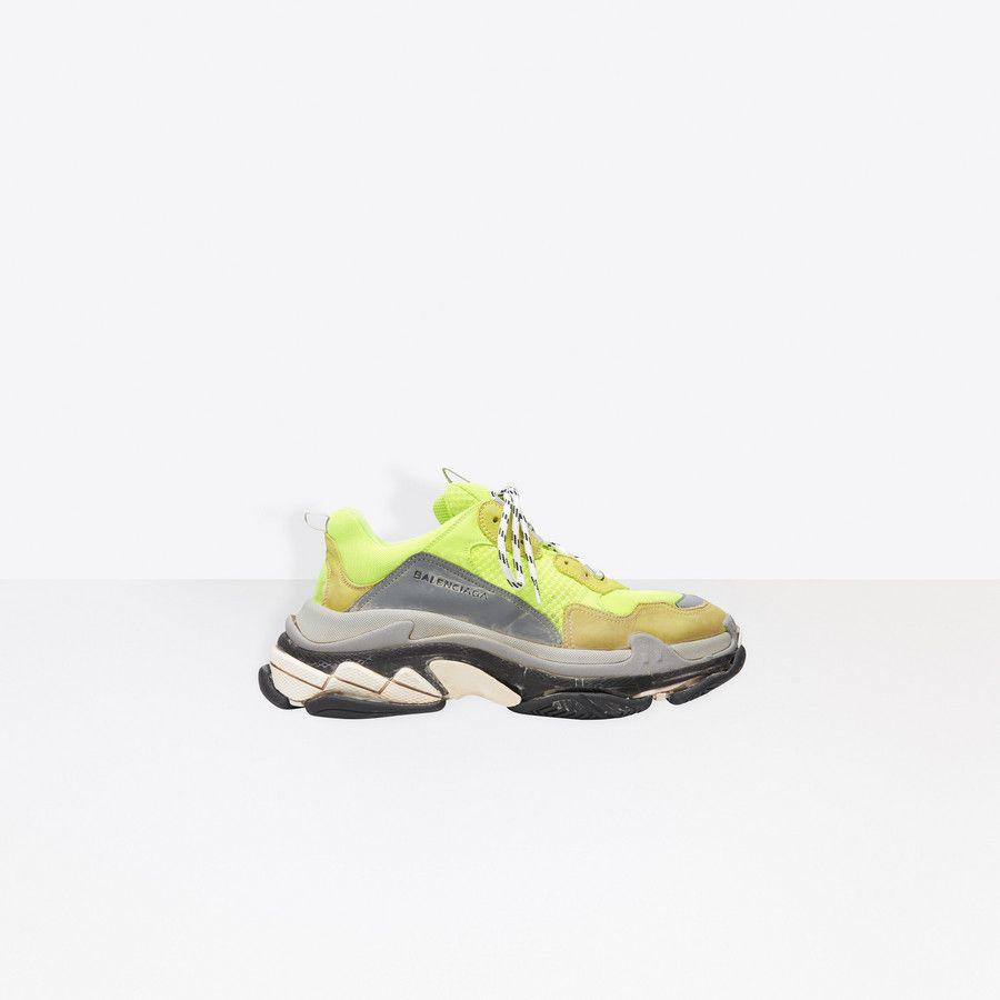 balenciaga shoes trainers