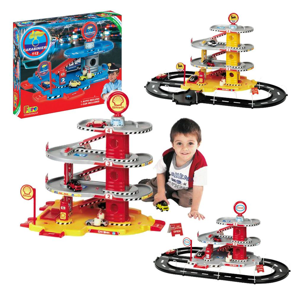 61 off kids toy car garages petrol stations car wash play sets