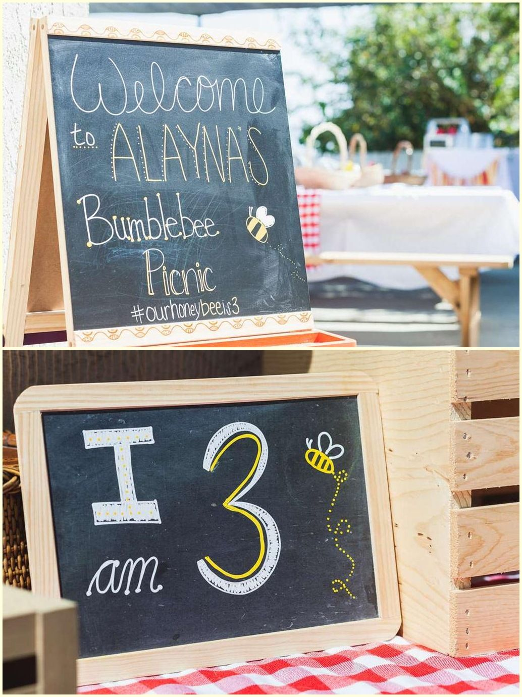 Bumble Bee Theme Party Ideas Banner Free Printables Diy Props City