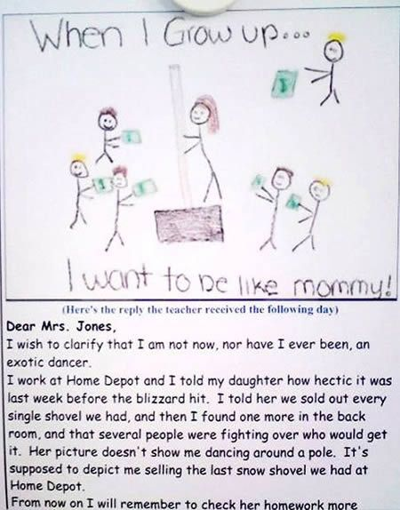 hahaha too funny.