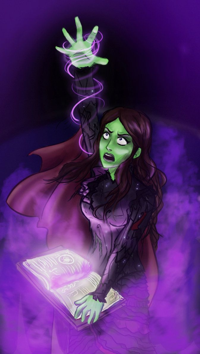 Wicked Through and Through by ~punker--rocker on deviantART