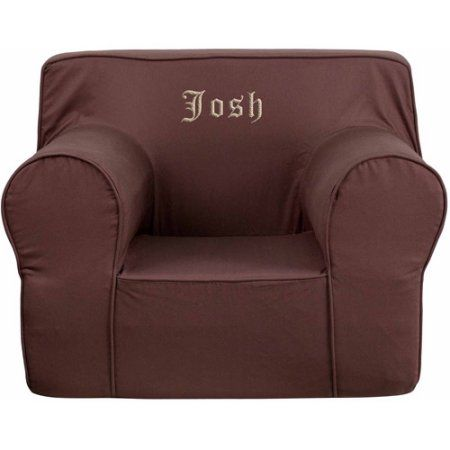 Ordinaire Personalized Oversized Kidu0027s Chair, ...