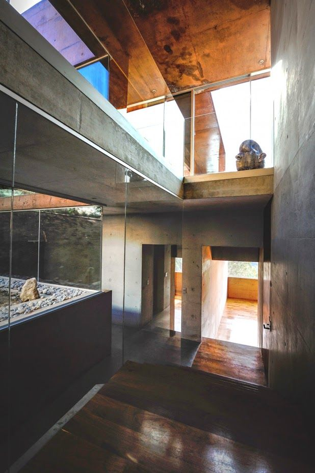 narigua residence by david pedroza castañeda