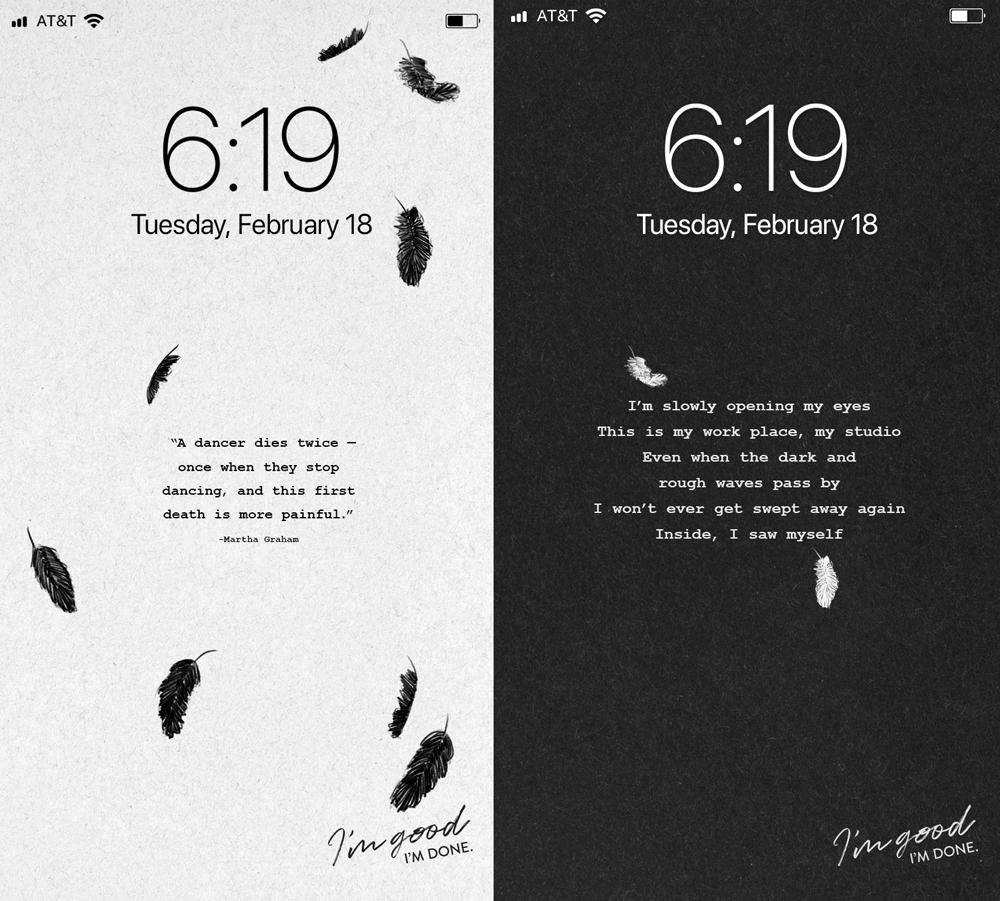 Bts Black Swan In 2020 Bts Walpaper Bts Wallpaper Swan Quotes