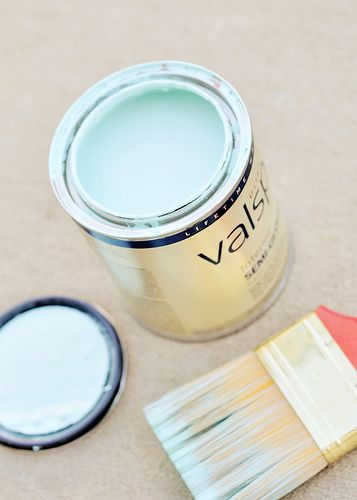 Valspar Tahiti Blue Paint What A Nice Refreshing Color To In The Home
