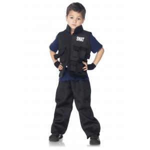 Spirit Halloween 2020 Swatofficer Boys SWAT Commander Costume | Swat vest, Boy costumes, Swat costume