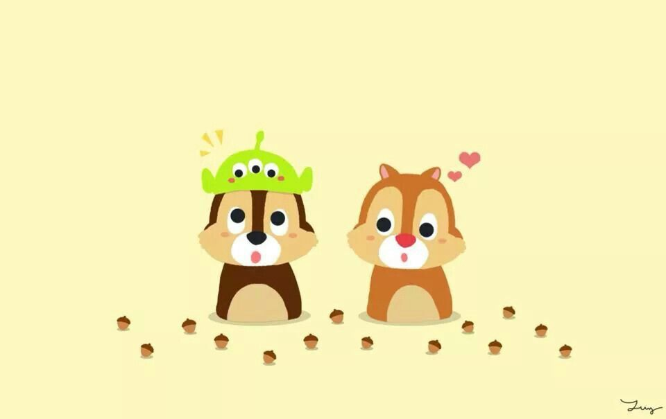 Chip n dale disney world - Chip n dale wallpapers free download ...