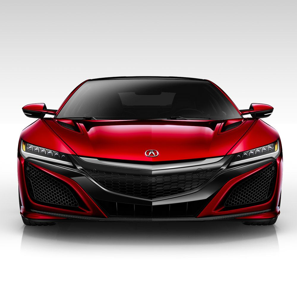 First Supercar Built In United States, The 2017 Acura NSX