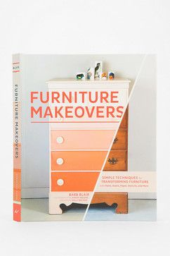 Furniture Makeovers contemporary books