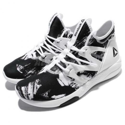 64477216afa Reebok Hayasu Ltd White Black Women Studio And Dance Shoes Sneakers Bd4971  100% Authentic Guaranteed