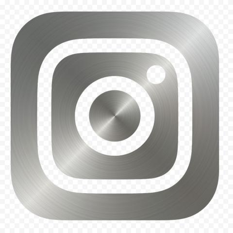 Hd Square Silver Instagram Logo Icon Png Instagram Logo Logo Icons Icon
