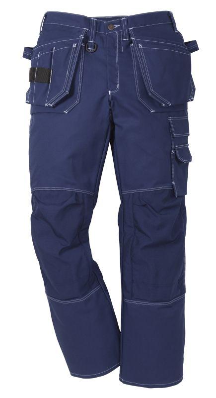 blue wear arbetsbyxor