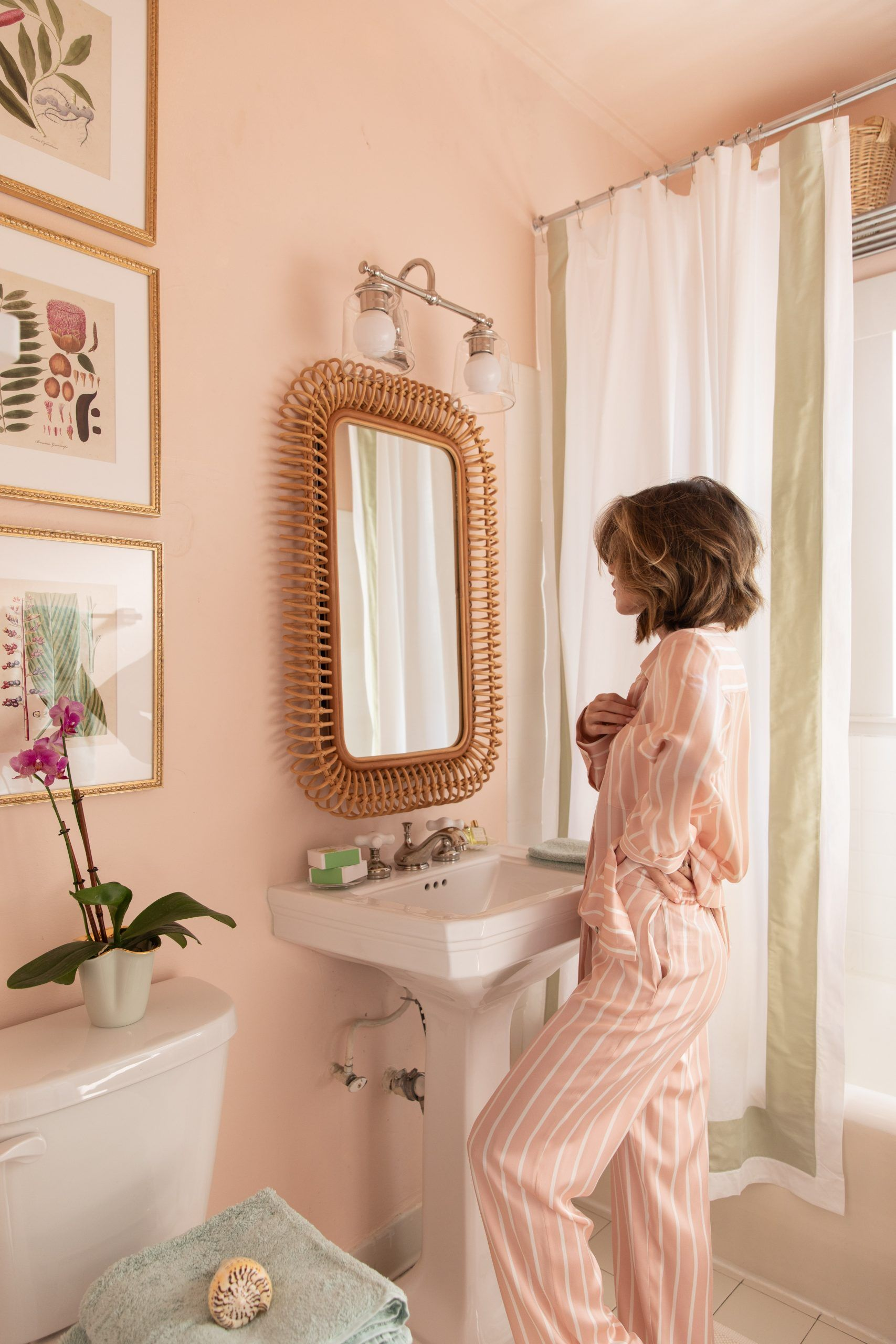 How I Turned My Bathroom Into A Sanctuary In 2020 With Images