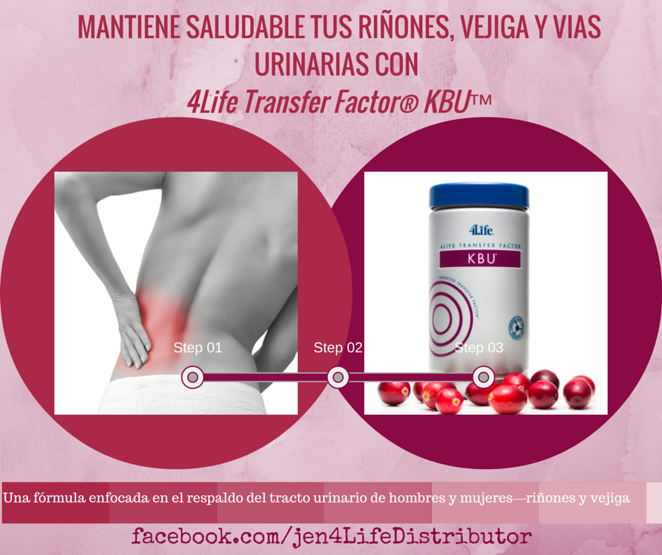 Factor de transferencia 4life plus y la diabetes