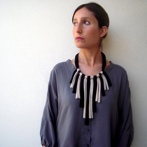 Retazos necklace