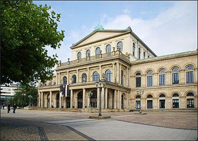 Niedersächsische Staatstheater Hannover Spielplan bis 19