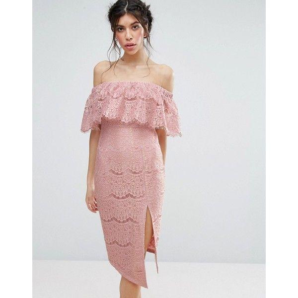 Bodycon maxi dress with thigh split dress