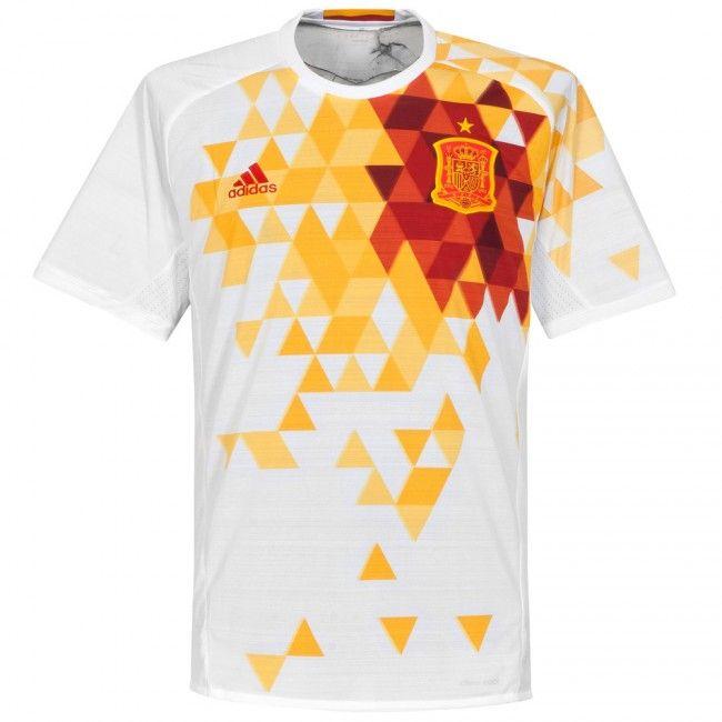 Spain Soccer Jersey Football Shirt Trikot Maglia Playera De Futbol Camiseta  De Futbol. Camiseta de España 2016-2017 Visitante  Eurocopa2016  Euro2016 1f535e4b1