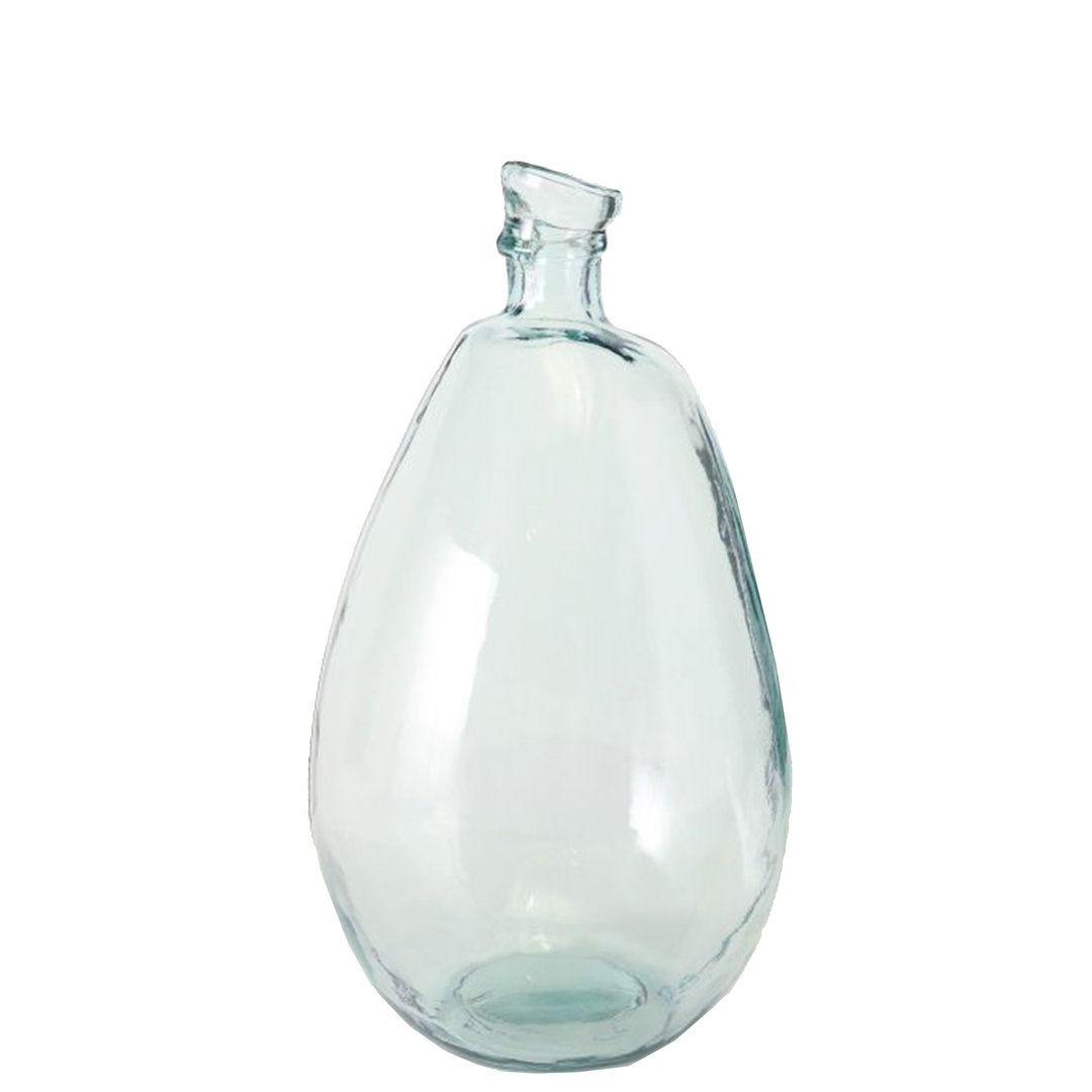 Bodenvase Xxl Flaschenform 47cm Bodenvasen Vase Bodenvase Dekorieren