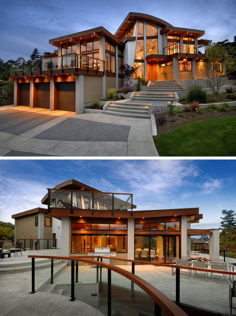 20 Awesome Examples Of Pacific Northwest Architecture House Architecture Styles Canadian House Architecture House