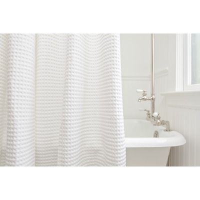 Turkish Towel Company 100 Turkish Cotton Shower Curtain 47 99
