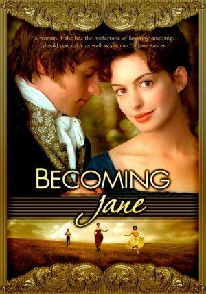 Movieposterdb Becoming Jane British Movies Movies Worth Watching